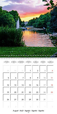 London - Rivers, Lakes and Canals (Wall Calendar 2019 300 × 300 mm Square) - Produktdetailbild 8