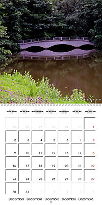 London - Rivers, Lakes and Canals (Wall Calendar 2019 300 × 300 mm Square) - Produktdetailbild 12