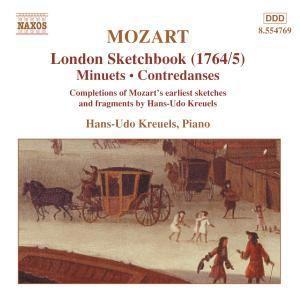 London Sketchbuch, Hans-Udo Kreuels