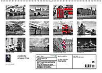 LONDON Urbaner Flair (Wandkalender 2019 DIN A2 quer) - Produktdetailbild 13