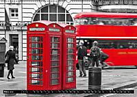LONDON Urbaner Flair (Wandkalender 2019 DIN A2 quer) - Produktdetailbild 3