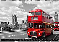 LONDON Urbaner Flair (Wandkalender 2019 DIN A2 quer) - Produktdetailbild 7