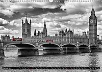 LONDON Urbaner Flair (Wandkalender 2019 DIN A3 quer) - Produktdetailbild 1