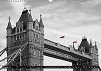 LONDON Urbaner Flair (Wandkalender 2019 DIN A3 quer) - Produktdetailbild 8