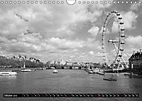 LONDON Urbaner Flair (Wandkalender 2019 DIN A4 quer) - Produktdetailbild 4