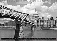 LONDON Urbaner Flair (Wandkalender 2019 DIN A4 quer) - Produktdetailbild 6