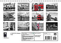 LONDON Urbaner Flair (Wandkalender 2019 DIN A4 quer) - Produktdetailbild 13