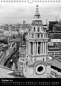 London view from St. Paul's Cathedral (Wall Calendar 2019 DIN A4 Portrait) - Produktdetailbild 10