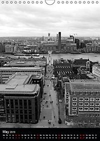 London view from St. Paul's Cathedral (Wall Calendar 2019 DIN A4 Portrait) - Produktdetailbild 5