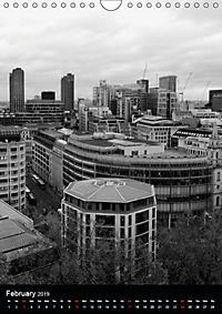 London view from St. Paul's Cathedral (Wall Calendar 2019 DIN A4 Portrait) - Produktdetailbild 2