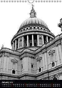 London view from St. Paul's Cathedral (Wall Calendar 2019 DIN A4 Portrait) - Produktdetailbild 1