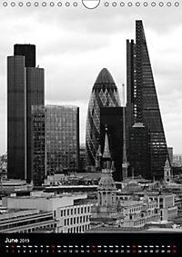 London view from St. Paul's Cathedral (Wall Calendar 2019 DIN A4 Portrait) - Produktdetailbild 6