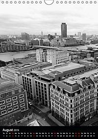 London view from St. Paul's Cathedral (Wall Calendar 2019 DIN A4 Portrait) - Produktdetailbild 8