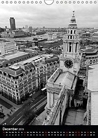 London view from St. Paul's Cathedral (Wall Calendar 2019 DIN A4 Portrait) - Produktdetailbild 12