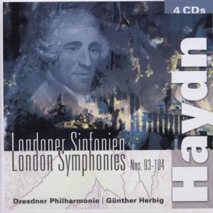 Londoner Sinfonien, Günther Herbig, Dresdner Philharmonie