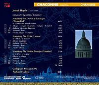 Londoner Sinfonien Vol. 1 - Produktdetailbild 1