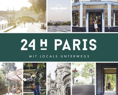 Lonely Planet 24 H Paris - Lonely Planet |