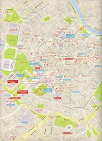 Lonely Planet City Map Vienna - Produktdetailbild 2