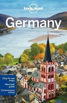 Lonely Planet Germany, Andrea Schulte-Peevers