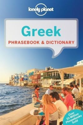 Lonely Planet Greek Phrasebook & Dictionary, Thanasis Spilias