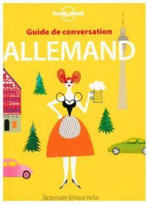 Lonely Planet Guide de conversation allemand, Emma Koch, Eric Giriat