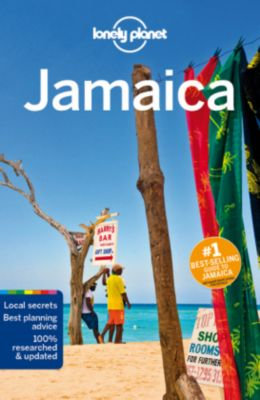 Lonely Planet Jamaica, Paul Clammer, Anna Kaminki