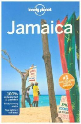 Lonely Planet Jamaica Country Guide, Paul Clammer, Anna Kaminki
