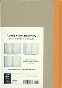Lonely Planet Large Notebook - Lanterns - Produktdetailbild 1