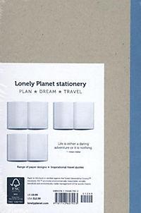 Lonely Planet Large Notebook - Polar Bear - Produktdetailbild 1