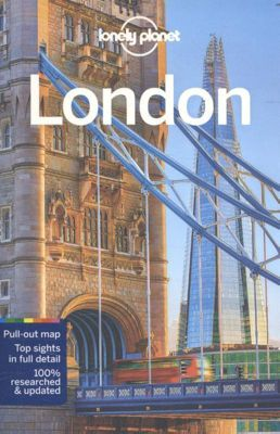 Lonely Planet London City Guide, Planet Lonely