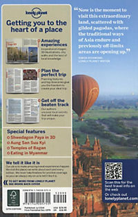 Lonely Planet Myanmar (Burma), English edition - Produktdetailbild 1