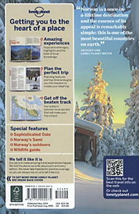 Lonely Planet Norway - Produktdetailbild 1