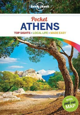 Lonely Planet Pocket Athens, Alexis Averbuck