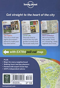 Lonely Planet Pocket Boston - Produktdetailbild 1