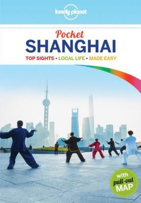 Lonely Planet Pocket Shanghai, Damian Harper
