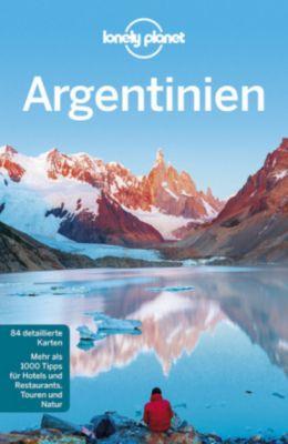 Lonely Planet Reiseführer Argentinien, Sandra Bao