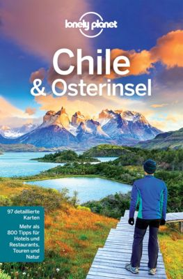 Lonely Planet Reiseführer E-Book: Lonely Planet Reiseführer Chile & Osterinsel, Carolyn McCarthy