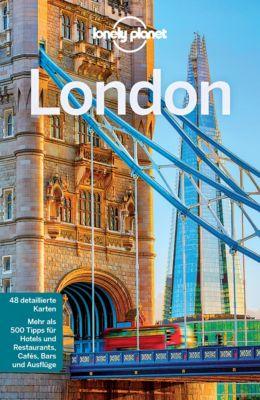 Lonely Planet Reiseführer E-Book: Lonely Planet Reiseführer London, Steve Fallon, Damian Harper, Vesna Maric, Emilie Filou
