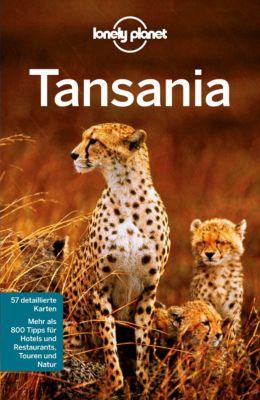 Lonely Planet Reiseführer E-Book: Lonely Planet Reiseführer Tansania, Mary Fitzpatrick