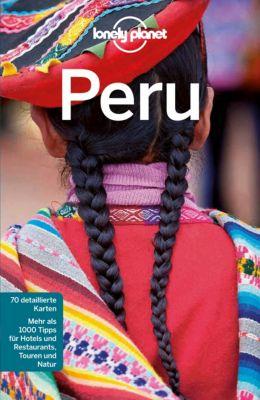 Lonely Planet Reiseführer E-Book: Lonely Planet Reiseführer Peru, Carolyn McCarthy
