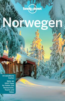 Lonely Planet Reiseführer E-Book: Lonely Planet Reiseführer Norwegen, Lonely Planet