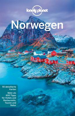 Lonely Planet Reiseführer E-Book: Lonely Planet Reiseführer Norwegen, Anthony Ham