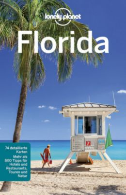 Lonely Planet Reiseführer Florida, Jeff Campbell
