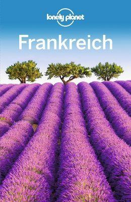 Lonely Planet Reiseführer Frankreich - Nicola Williams  