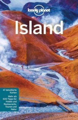 Lonely Planet Reiseführer Island, Brandon Presser, Carolyn Bain, Fran Parnell