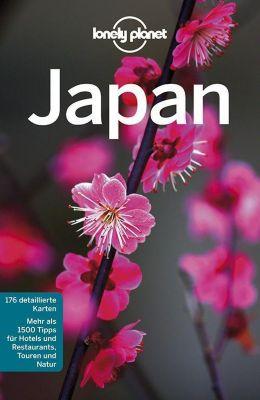 Lonely Planet Reiseführer Japan, Chris Rowthorn