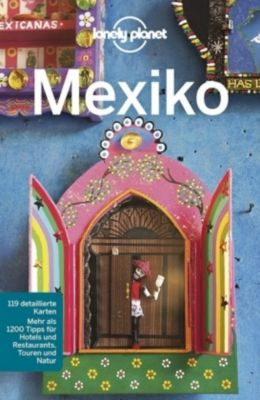 Lonely Planet Reiseführer Mexiko, John Noble