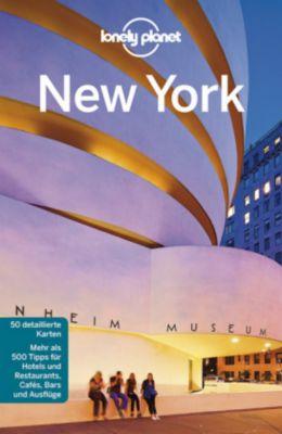Lonely Planet Reiseführer New York, Brandon Presser, Cristian Bonetto, Carolina A. Miranda
