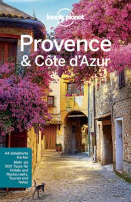 Lonely Planet Reiseführer Provence & Côte d'Azur, Alexis Averbuck, Oliver Berry, Nicola Williams