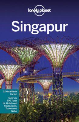 Lonely Planet Reiseführer Singapur, Cristian Bonetto